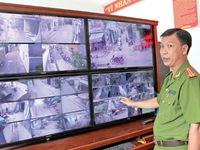 Chi 6 tỷ đồng lắp đặt camera kiểm soát an ninh ở Quảng Ngãi