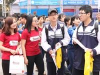 Nhiều trường Đại học công bố phương thức xét tuyển
