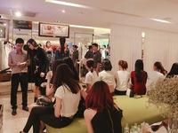 Các nhà thiết kế hàng đầu Việt Nam tất bật casting người mẫu