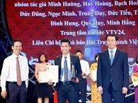 Phóng sự của VTV24 về biến tướng kinh doanh đa cấp giành giải A Báo chí Quốc gia 2015