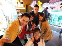Sắc màu Nhật Bản: Khoảnh khắc thú vị sau máy quay tại Aomori