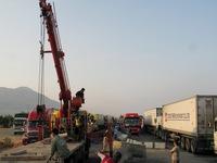 KINH HOÀNG: 2 xe khách đấu đầu gây tai nạn liên hoàn, 1 người bị thương