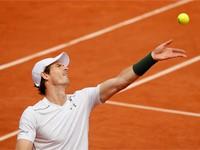 Pháp mở rộng 2016: Andy Murray dễ dàng đi tiếp