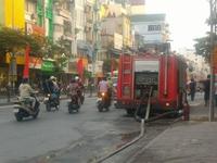 Liên tiếp xảy ra hai vụ cháy nhà dân ở quận Đống Đa, Hà Nội