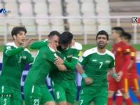 ĐT Iraq 1-0 ĐT Việt Nam: Tạm biệt giấc mơ World Cup