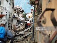Động đất tại Italy, số người thiệt mạng lên tới 14 người