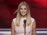 Con gái ông Donald Trump giới thiệu bố tại Đại hội Đảng Cộng hòa