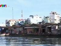 TP.HCM: Thành lập tổ công tác di dời nhà trên kênh rạch