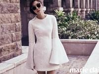Kim Ha Neul kiêu sa trên tạp chí Marie Claire