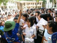 Kỳ thi THPT Quốc gia 2016: Giảm gần 120.000 thí sinh đăng ký dự thi