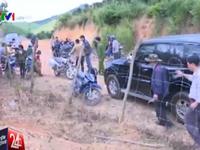 Triệu tập 6 nghi can liên quan đến vụ hành hung cán bộ quản lý rừng ở Lâm Đồng