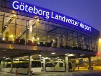 Sân bay lớn thứ 2 Thụy Điển sơ tán vì đe dọa đánh bom