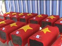 Thừa Thiên - Huế: Truy điệu và an táng 15 hài cốt liệt sĩ hy sinh ở Lào