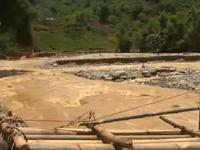 Tìm thấy thi thể một nạn nhân bị lũ cuốn trôi tại Lào Cai