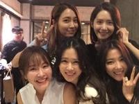 YoonA (SNSD) hẹn hò với loạt đàn chị mỹ nhân