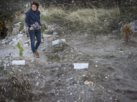 Nghĩa trang không tên của những người di cư