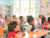 Lớp học tiếng Việt trong Hè ở vùng dân tộc thiểu số