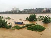 Lào Cai thiệt hại nặng nề do lũ quét, sạt lở đất