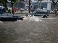 75 người thiệt mạng và mất tích do lũ lụt tại Trung Quốc