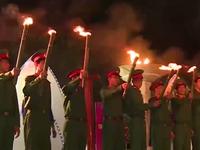 Thắp lửa truyền thống tri ân các anh hùng liệt sĩ
