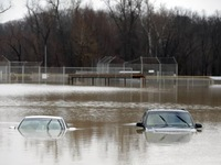 Lũ lụt nghiêm trọng tại Đông Nam nước Mỹ