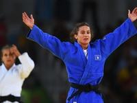 Olympic Rio 2016: Cô gái vàng Kosovo đối diện án phạt