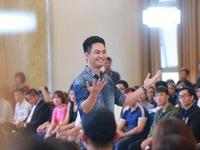 Không còn kẹt show, MC Phan Anh trở lại Vietnam Idol 2016