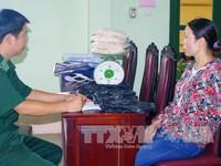 Quảng Ninh: Bắt một phụ nữ vận chuyển 4kg ma túy đá