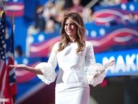 Ứng viên Đệ nhất phu nhân Mỹ Melania Trump qua những con số
