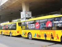 Tuyến xe buýt 5 sao thứ hai bắt đầu hoạt động tại TP.HCM