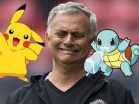Jose Mourinho cấm Pokemon Go tại Man United