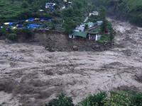 Cảnh báo lũ quét, sạt lở ở vùng núi phía Bắc và Bắc Trung Bộ do mưa lớn