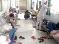 Khánh Hòa: Hơn 60 du khách nhập viện vì ngộ độc thực phẩm