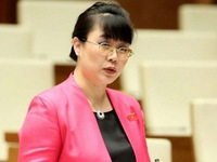 Không xác nhận tư cách đại biểu QH đối với bà Nguyễn Thị Nguyệt Hường