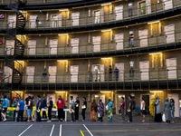 Nhiều nhà tù ở Hà Lan chuyển thành nơi ở cho người tị nạn