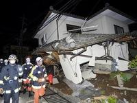 Động đất tại Nhật Bản, hơn 1.000 người thương vong