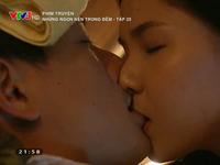Cảnh nóng của Bình Minh và Kỳ Hân xuất hiện trong tập mới nhất Những ngọn nến trong đêm 2