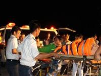 Nổ tàu cá trên biển Phú Quốc: 4 ngư dân đã qua cơn nguy hiểm