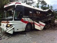 Vụ nổ xe khách người Việt tại Lào: Xác định danh tính 6 nạn nhân