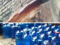 Hãi hùng nước đóng chai từ… giếng khoan gần nghĩa địa