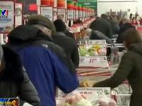 Nga có thể thiệt hại 11 GDP do các biện pháp trừng phạt kinh tế