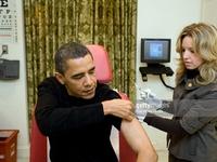Đội ngũ hậu cần của Tổng thống Mỹ Barack Obama