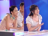 """Chấm Vietnam Idol Kids, Văn Mai Hương bị Tóc Tiên chê """"ác"""""""