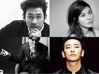 Bom tấn điện ảnh Hàn Quốc gây choáng khi quy tụ dàn sao không tưởng