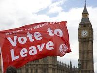 Châu Âu thúc giục Anh khởi động đàm phán ra đi