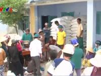 Ninh Thuận phân bổ 2.000 tấn gạo cứu đói người dân vùng hạn