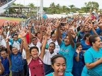 Toàn dân nghỉ làm vì huy chương vàng Olympic