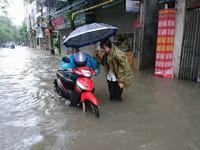 Hà Nội là địa phương bị thiệt hại nặng nề nhất do bão số 3