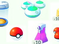 Bạn đã biết: Tác dụng của các vật phẩm trong Pokémon GO