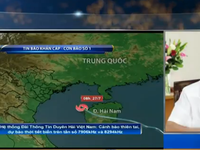 Nam Định cấm biển, nghiêm cấm tàu thuyền ra khơi